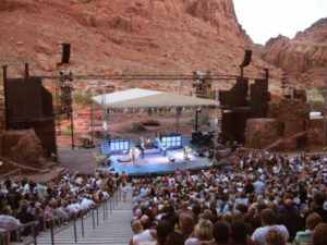 Tuacahn Center For The Arts Adds Radio Active Designs