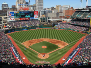 Progressive Field Revamps Communication with Radio Active Designs